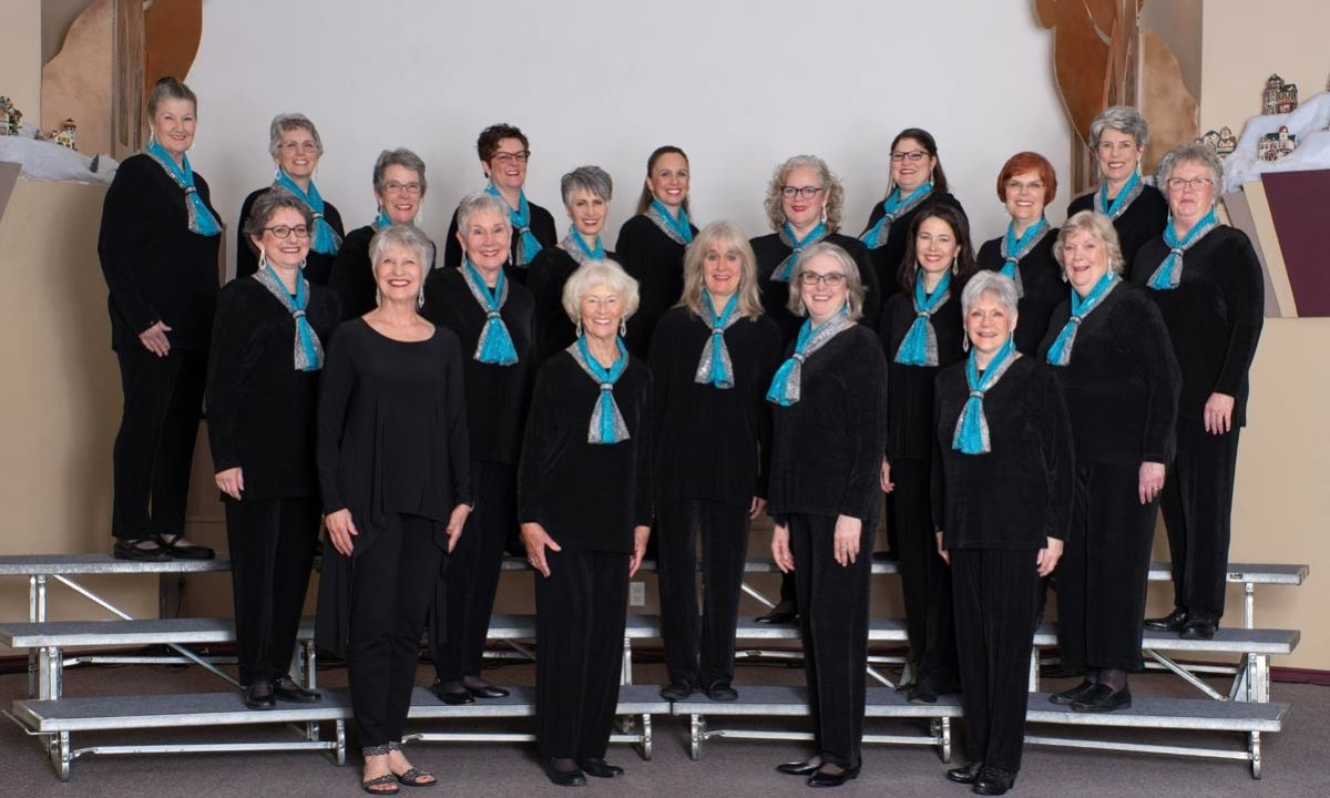 Arbutus Sounds Chorus on the Sunshine Coast